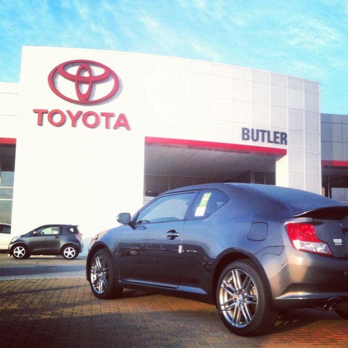 Scion Morning @ButlerToyota #Toyota