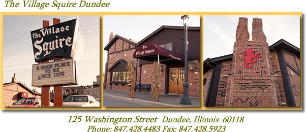 The Village Squire Restaurant Dundee Il