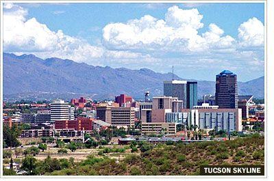 Tucson Az Skyline Www Azhomebuyerinfo Com Sedona Arizona Travel American Vacations Arizona Travel