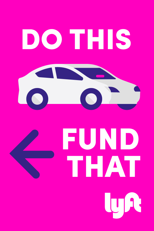 As a Lyft driver, you can earn as much as you want — on