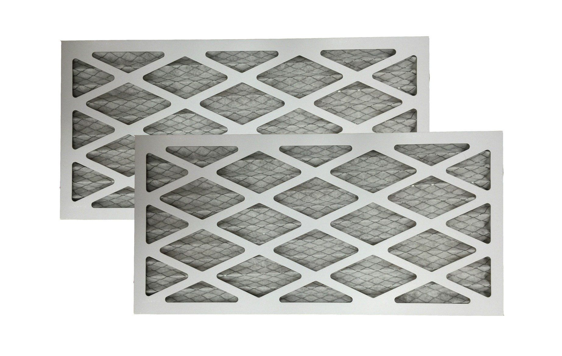 2 16x25x1 MERV11 Air Furnace Filters Furnace filters