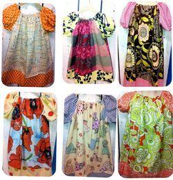 Harper Peasant Dresses