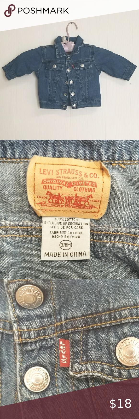 Baby Levi S Denim Jacket Levis Denim Jacket Levis Denim Denim Jacket [ 1740 x 580 Pixel ]
