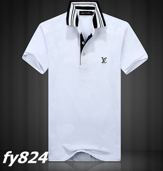 Polo ralph lauren cheap louis vuitton collar strip short for Cheap polo collar shirts