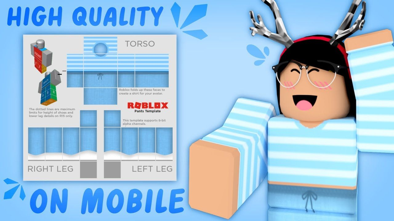 HOW TO MAKE A SHIRT ON ROBLOX MOBILE 12 12 PHONE/TABLET ...