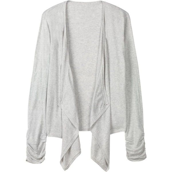 Summer Waterfall Cardigan ❤ liked on Polyvore | Polyvore ...