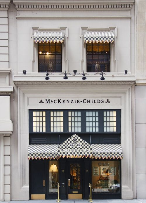 Mackenzie Childs New York City Ny Store Ideas Shop