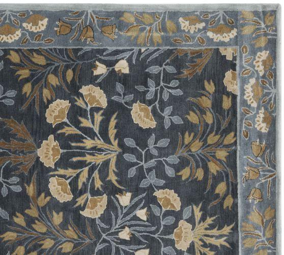 Adeline Rug - Blue | Design: Living Room | Pinterest ...
