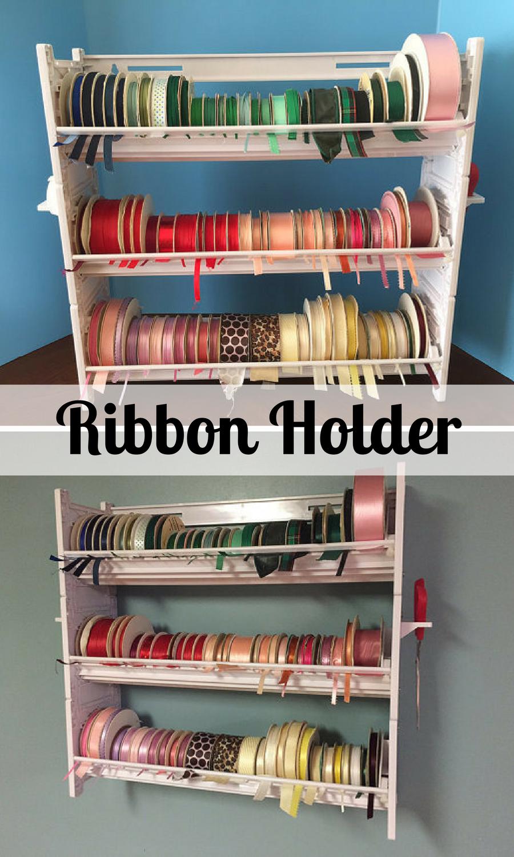 34++ Best craft organizer ribbon spool dispenser information