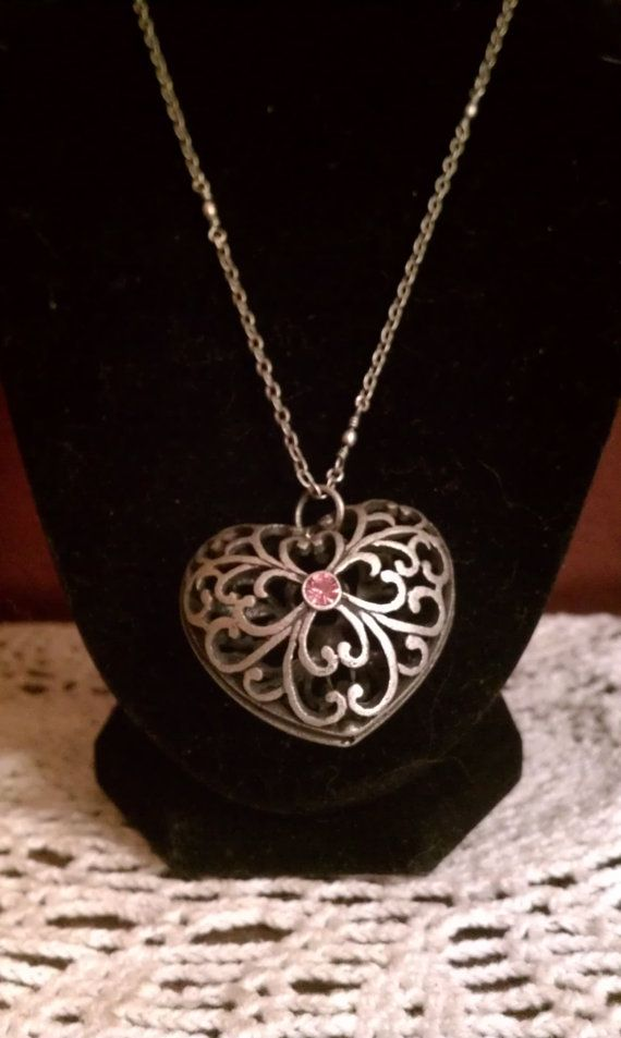 how to clean tarnished silver necklace