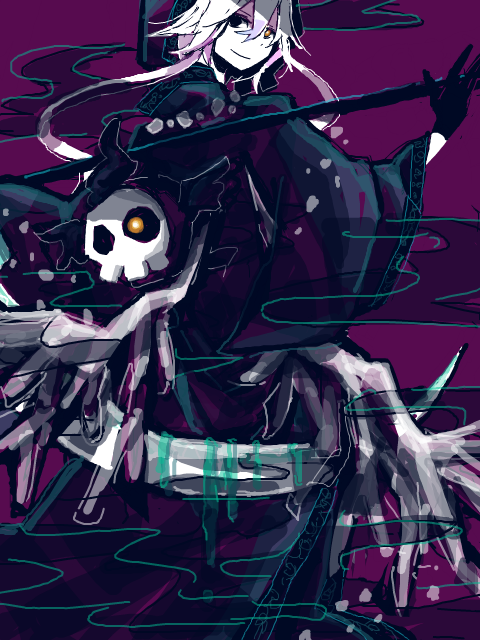 A Duskull Gijinka The Click Through Link Goes To A Collection Of