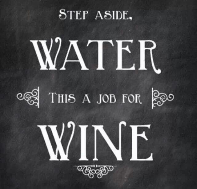 A job for wine
