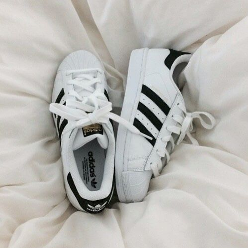 f14e49bf2b04 Original Adidas Superstar Sneaker Throwback Superstar sneakers from adidas  Originals in full-grain leather with cotton laces and rubber shell toes for  ...