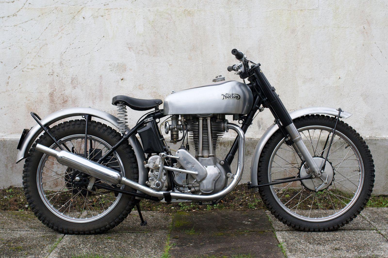 vintage motorcycles Bar Hopper Getting