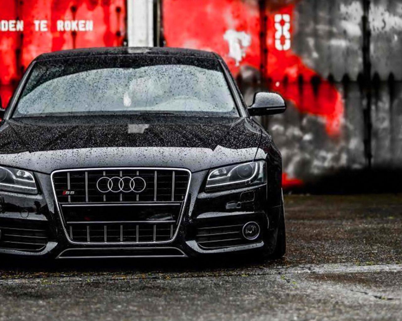 Vorsteiner Audi S Front View Wallpaper Car Wallpapers HD - Audi worldwide