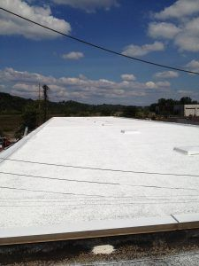 Solve The Roof Leaking Problem Of The Commercial Buildings