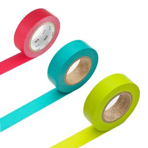 Washi Tapes Colores