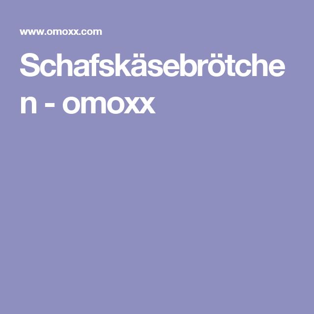 Schafskäsebrötchen - omoxx