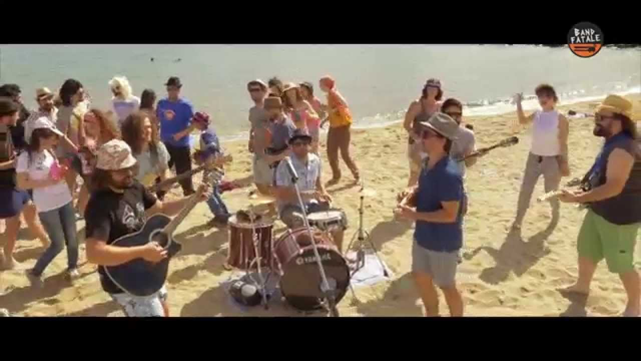 check out the NEW VIDEO.....FRESH AND SUMMER........Band Fatale - Βγάλε Tο Kαπέλο [Official Music Video]