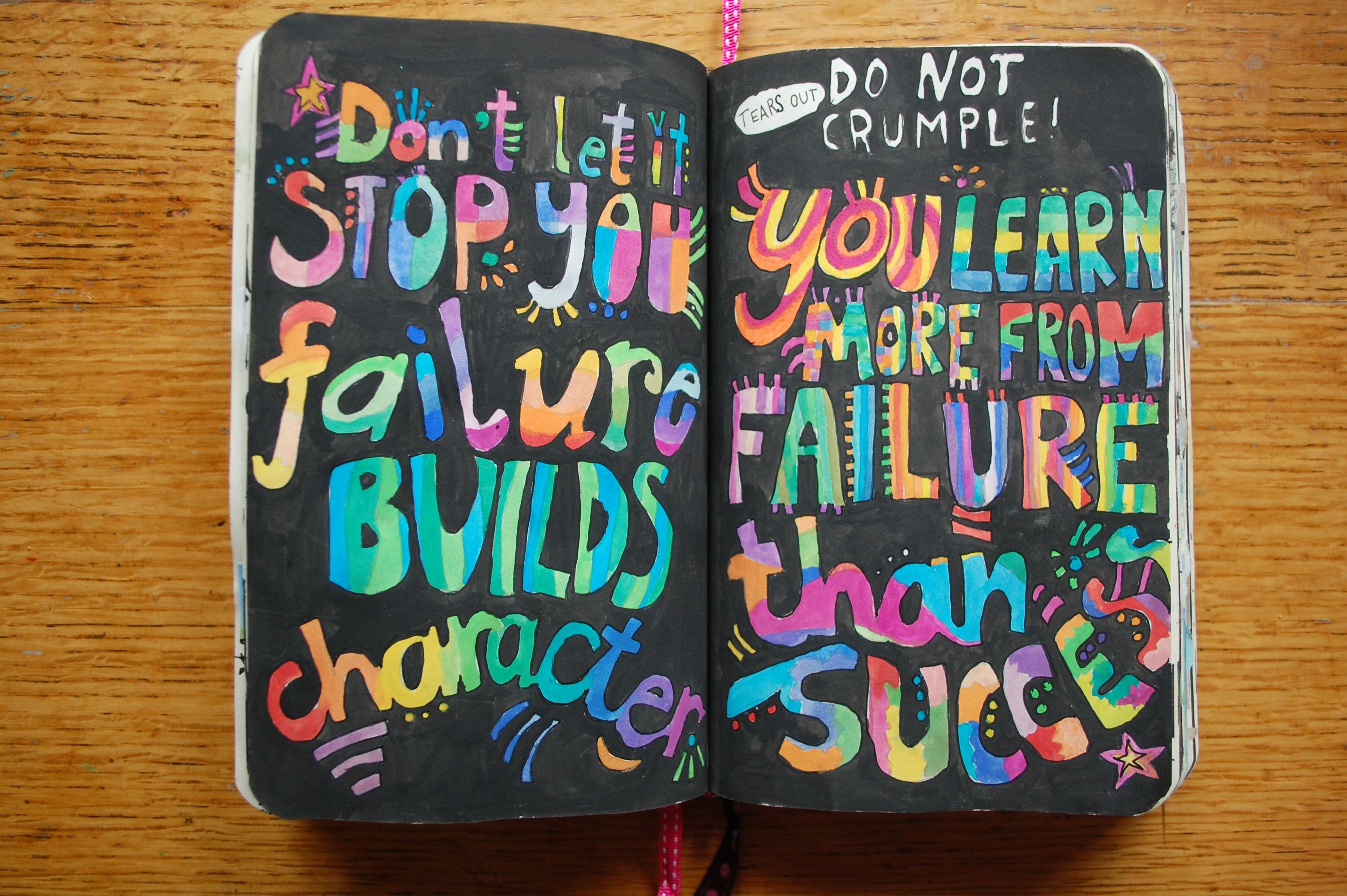 My Wreck This Journal - Crumple