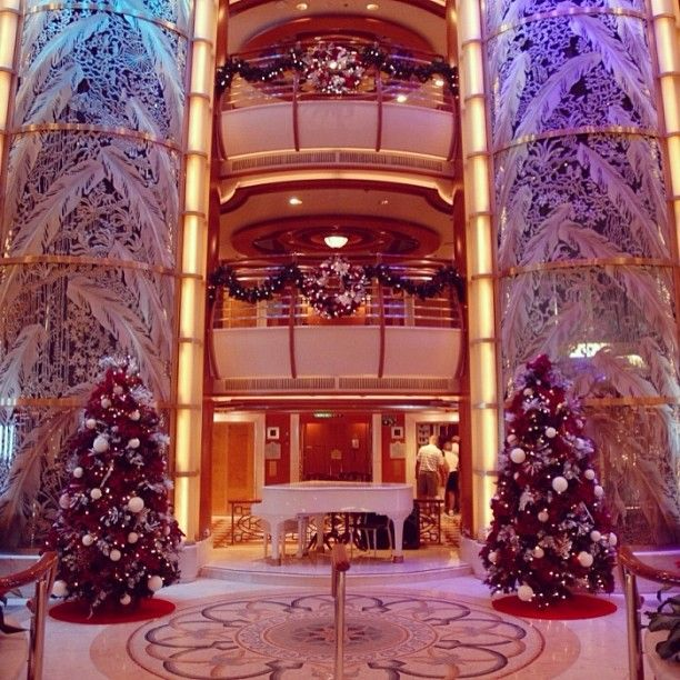 Christmas Cruises.We Decked Our Halls Happy Holidays Princess Cruises