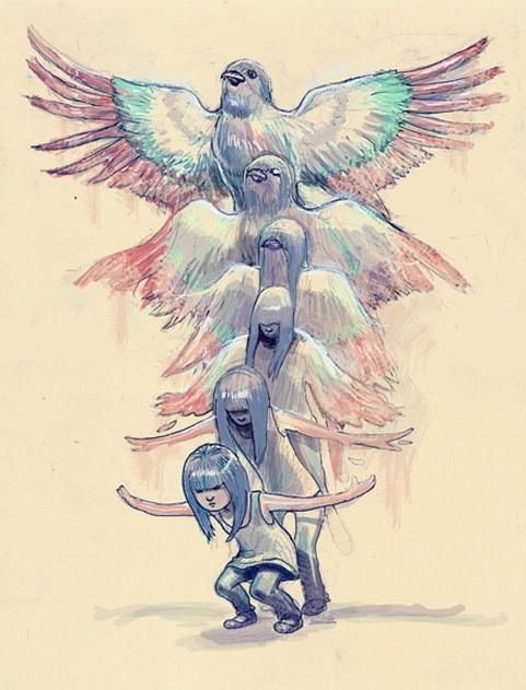 Four Years Later A Metamorphosis Metamorphosis Art Art Sketches