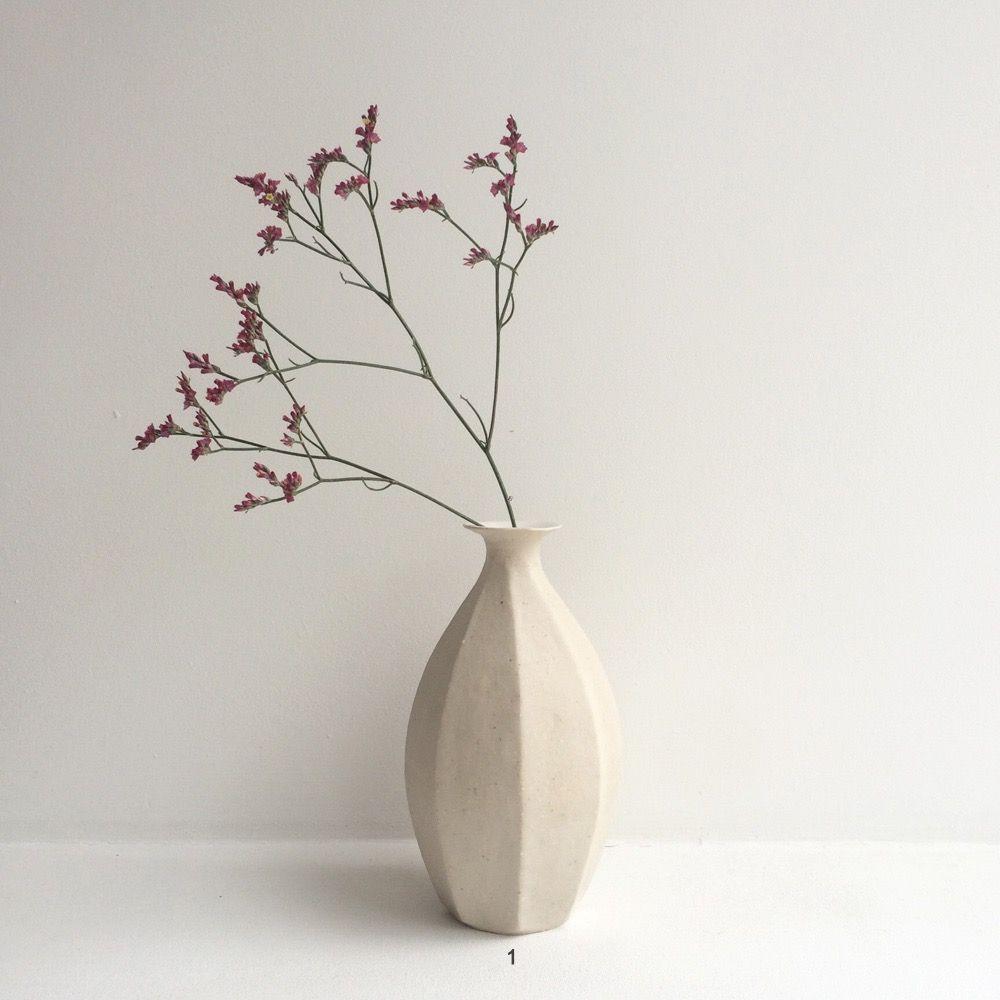 Image of Faceted Vases by Mizuyo Yamashita