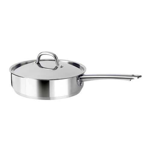 16cm Saucepan With Lid The Pans Are Easy To Clean And Suitable For All Hob Types 20cm Gas Electric Ceramic Halogen