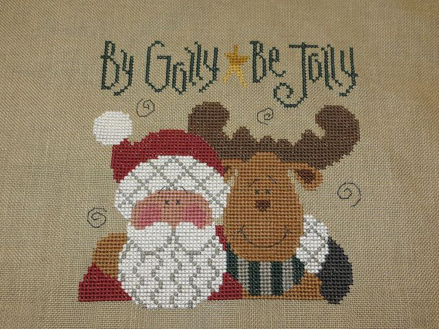 By Golly Be Jolly - Lizzie Kate