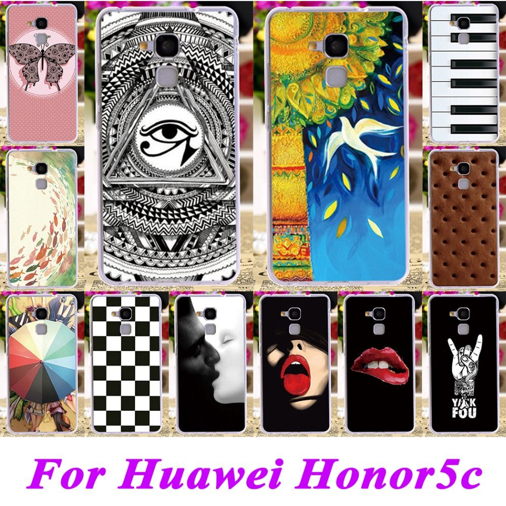 Soft Silicon TPU & Plastic Phone Covers Cases For Huawei Honor 5C GT3 Honor 7 Lite Honor5C Honor7 Lite 5.2 inch Case back covers #>=#>=#>=#>=#> Click on the pin to check out discount price, color, size, shipping, etc. Save and like it!