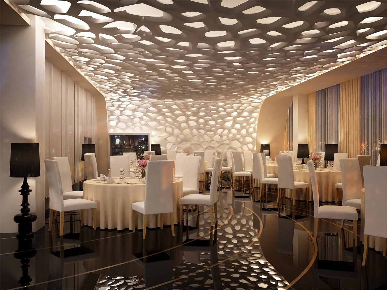 Image Result For Decorative Wall Panels. Restaurant Interior DesignRestaurant  ...