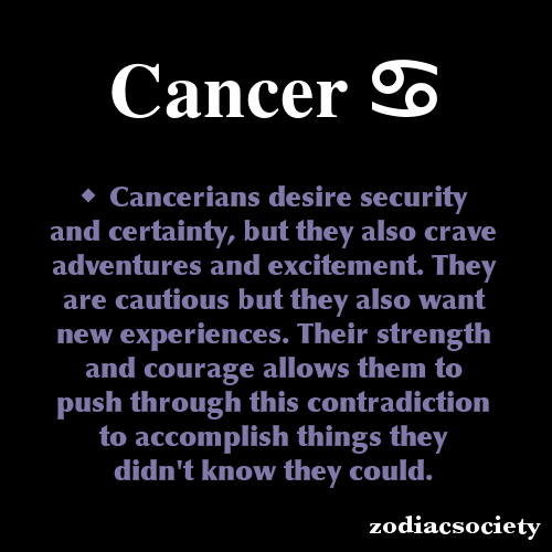Cancer Sign Quotes Stunning Cancer Zodiac Facts  Quotes & Sayings  Pinterest  Cancer Zodiac