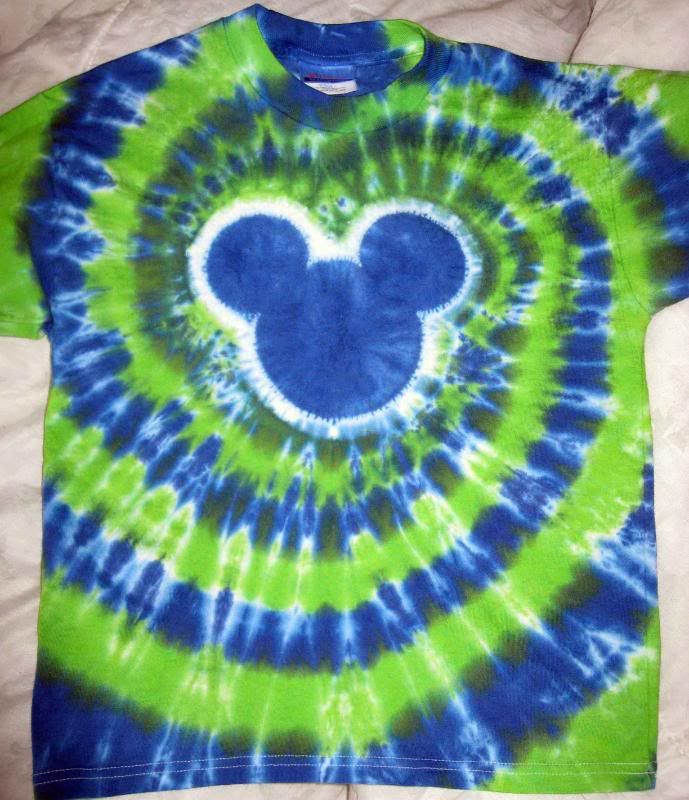 Tie Dye Mickey Ears Shirts Directionsnew New Pics Last Page