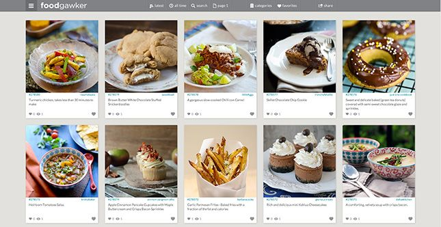 Your top 10 recipe websites top 10 recipe sites forumfinder Images