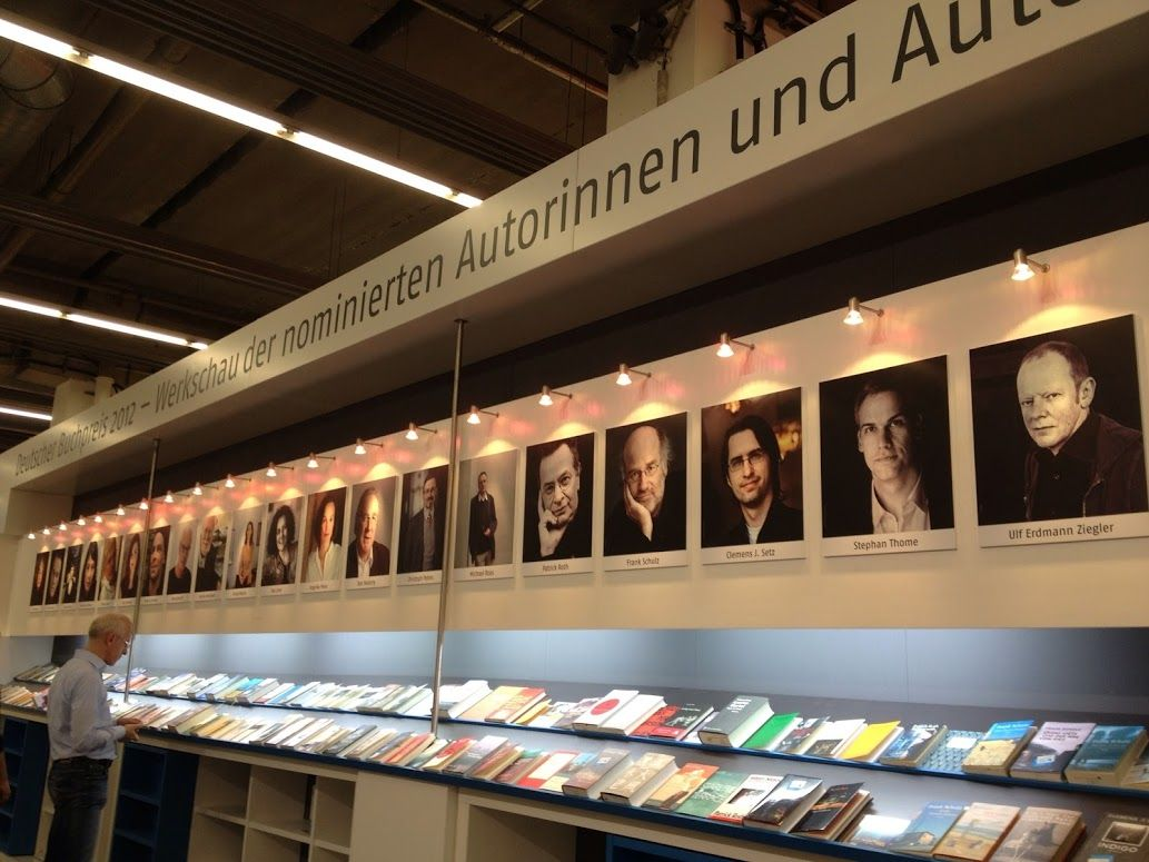 Nominierte Autorinnen und Autoren für den Deutschen Buchpreis
