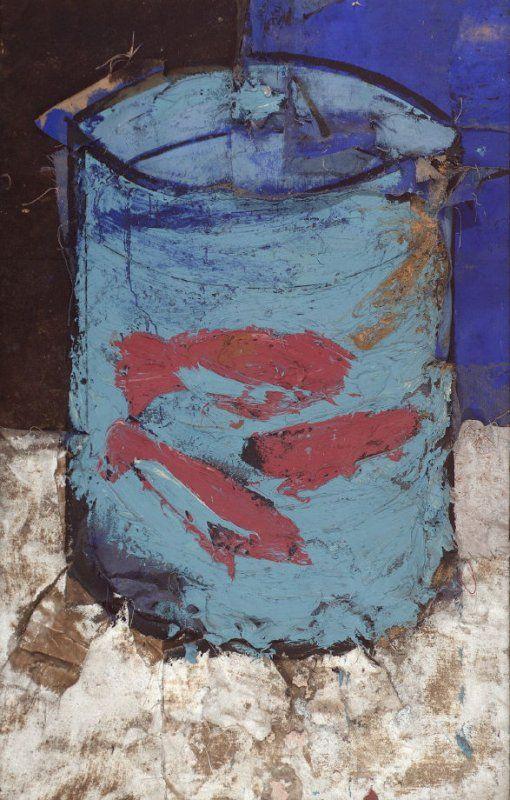 'Pecera de Matisse como Pretexto' (1995) by Manolo Valdés