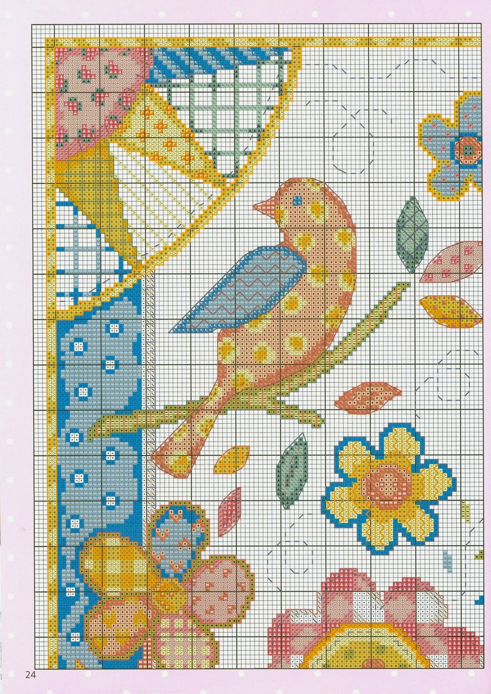 Cross stitch crossstitch xstitch pointdecruix pointdecroix needlework