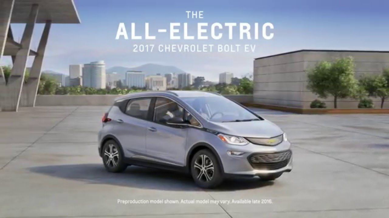 Gm Now Testing Autonomous Chevy Bolts In Arizona Chevy Bolt