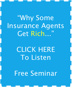 Why Some Insurance Agents Get Rich Free Seminar Business