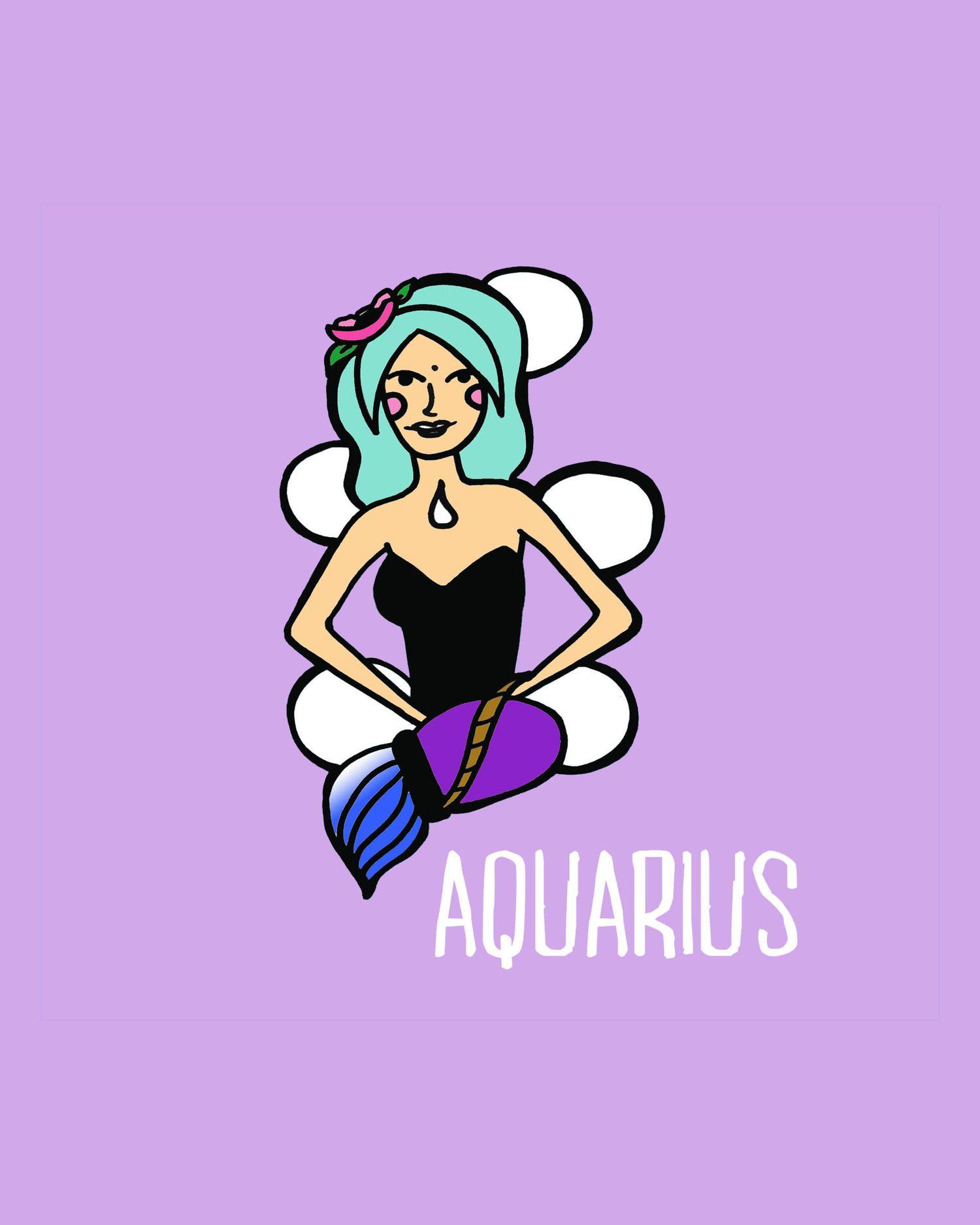 Aquarius8x10.jpg Zodiac, Aquarius, Chelsea smith