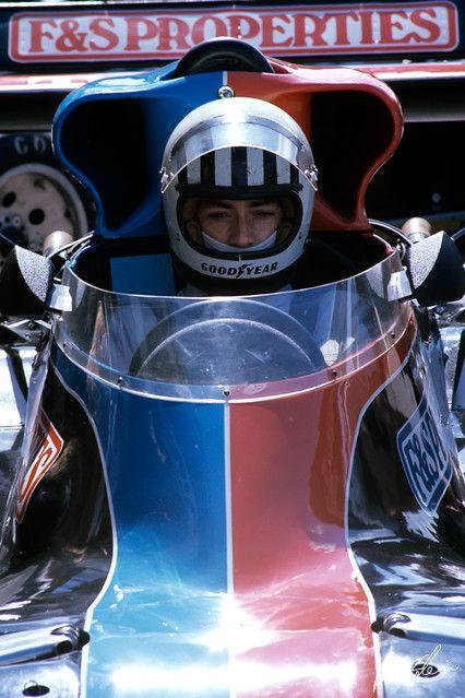 Pryce 1976 Holland Shadow DN8
