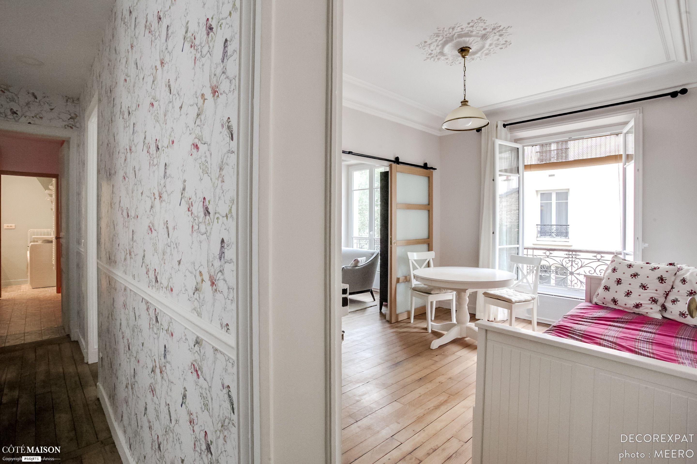 Rénovation et décoration d un appartement ancien de 58 m2