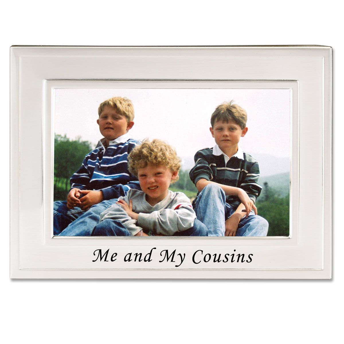 Me and my cousins picture frame products pinterest products me and my cousins picture frame jeuxipadfo Choice Image