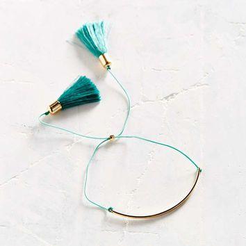 Chelsea Tassel Bracelet - Urban Outfitters
