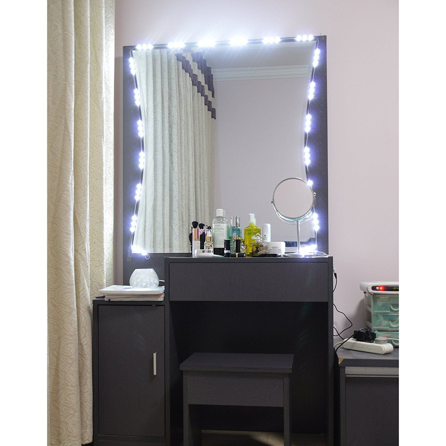 PENSON Lighted Mirror LED Light for Cosmetic