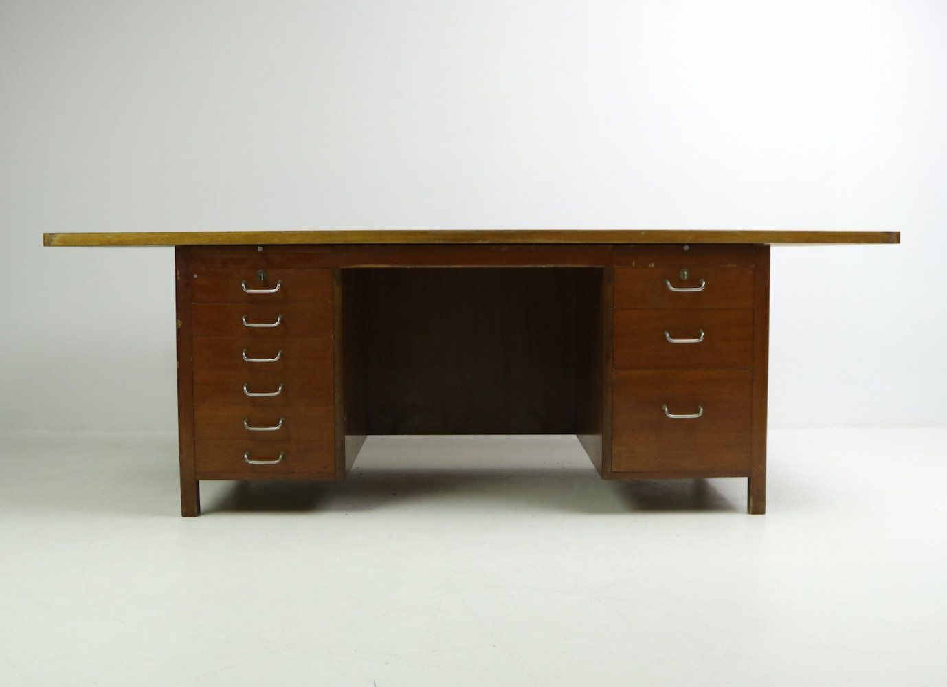 For Sale Huge Executive Desk Used By General Major D A Wieth