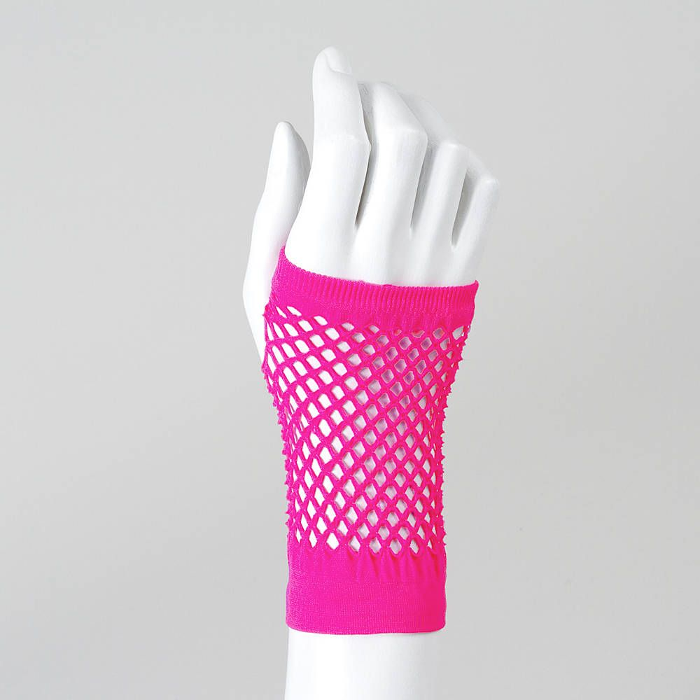 Claires black gloves - Flash Fishnet Gloves Claire S