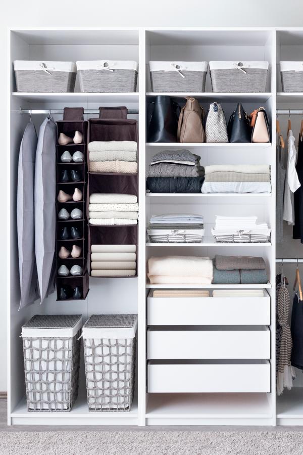 Folleto Organizacion 2019 Apartment Closet Organization Closet Apartment Cupboards Organization