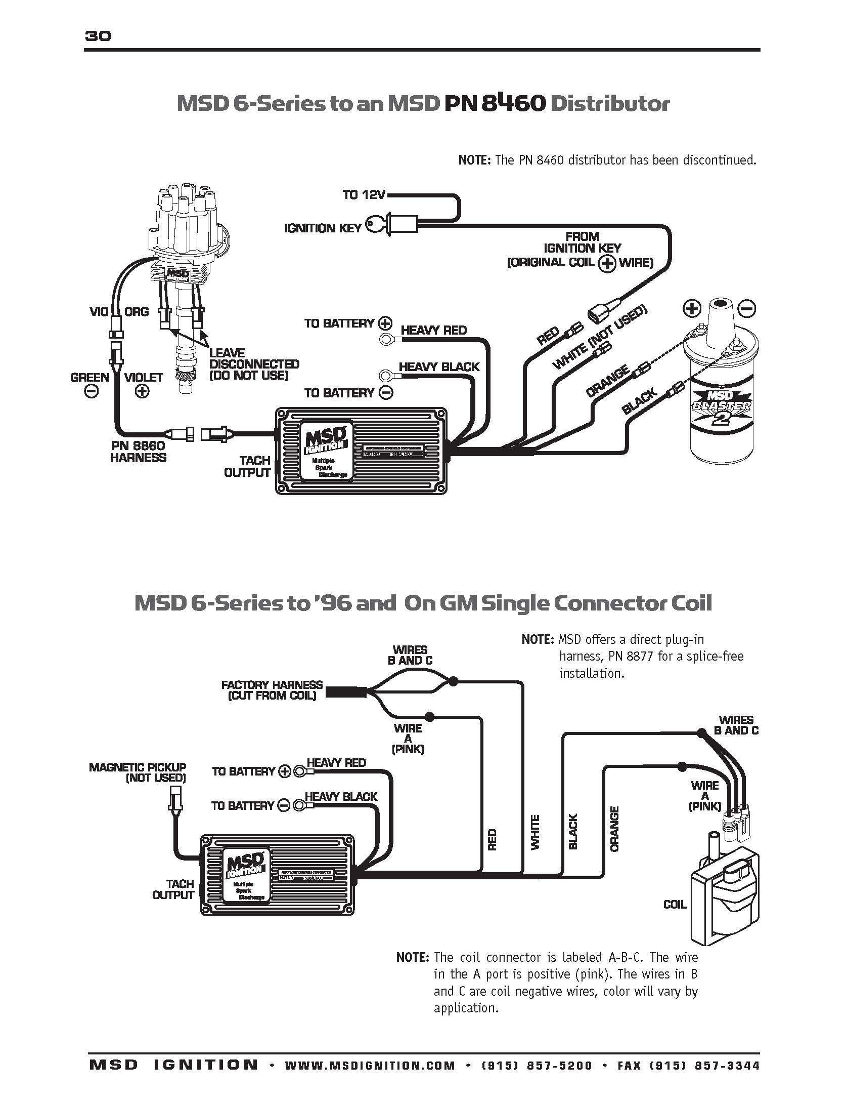 3748201 Unilite Distributor Wiring Diagram Ignition Coil Diagram Msd
