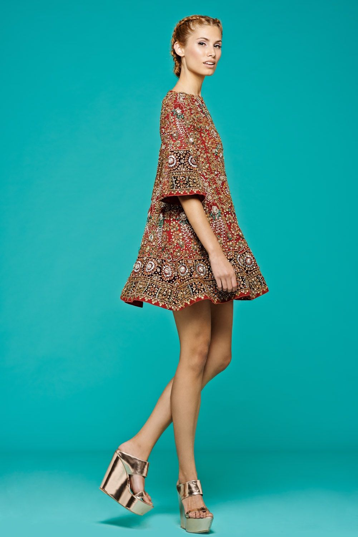 VESTIDO JOYA GRANATE   NICE#CLOTHING   Pinterest   Style clothes ...